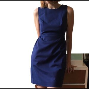 Kate Spade Navy Rhys Sheath Sleeveless Dress